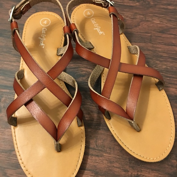a499b5cb0458 Cat   Jack Other - Cat   Jack Girl s Sandals!